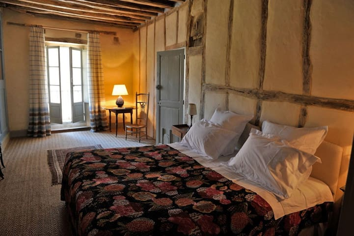 Très jolie mini suite cosy ! - Saint-Fargeau - Bed & Breakfast