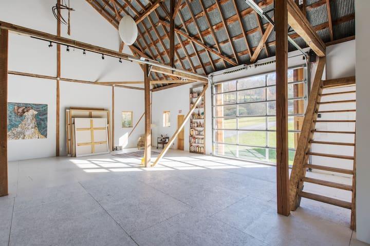 Catskills Barn - Weddings and Vacations