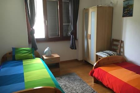 camera in appartamento condiviso - Sementina