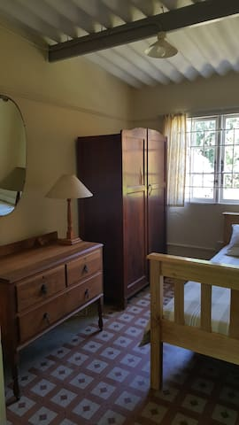 Bedroom 2, which has 1 x Single bed