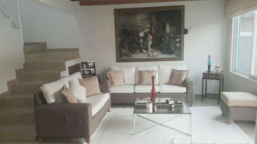 La Casa de Xochimilco & Jardín de Eventos - เม็กซิโกซิตี้ - บ้าน