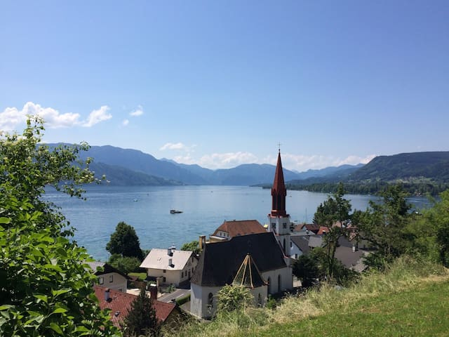 Attersee Guidebook - Things to do and places to see.