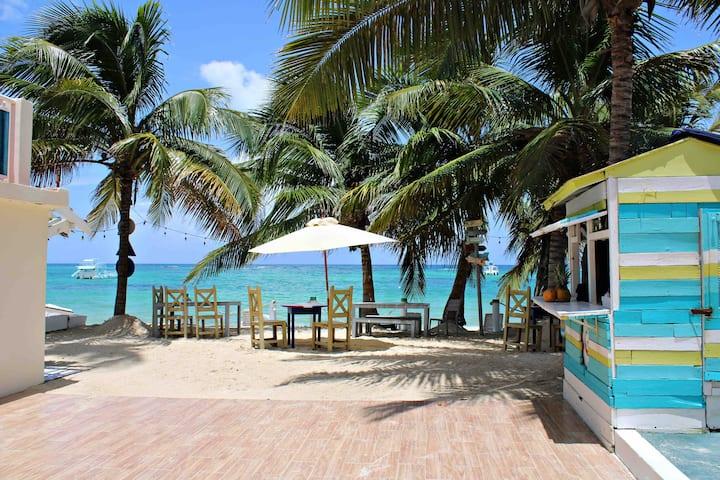 Green Coast Beach-Suite para 4 personas+ desayuno!