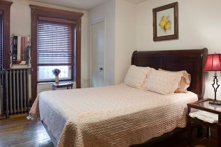 Studio In Townhouse - New York - Bed & Breakfast