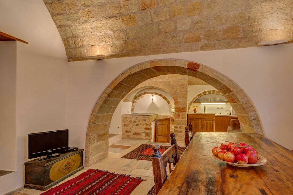 Dining Table - The Arches Apartment