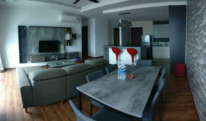 JL Residence 3 @ Vivacity Megamall