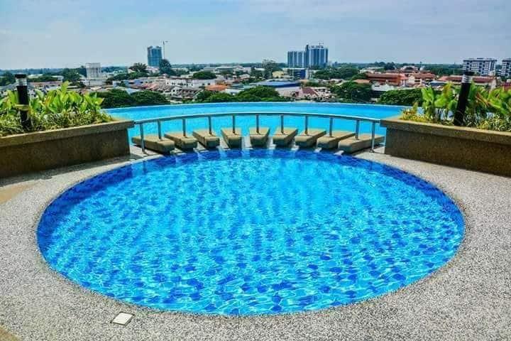 Q&Q homestay D'Perdana Residence