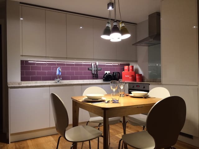 Beautifully designed flat/Great transport links - Londyn