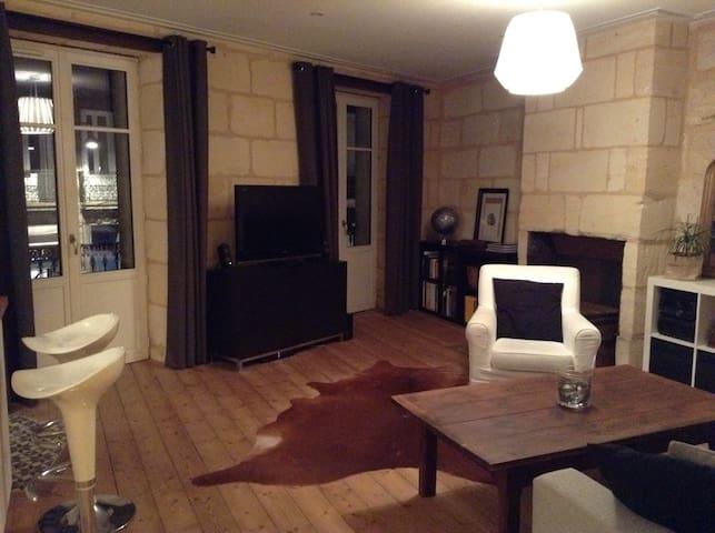 Appartement chaleureux - Bordeaux - Daire