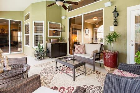 Orlando HomeClose2Universal&Disney - 단독주택