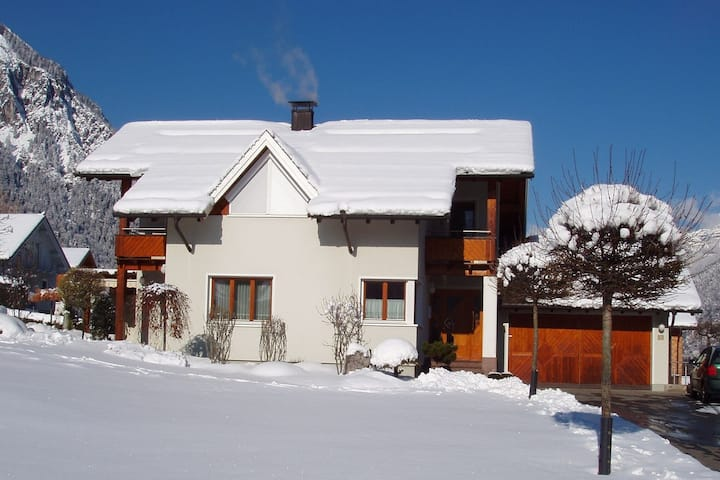Charming Apartment near Ski Area in Vandans