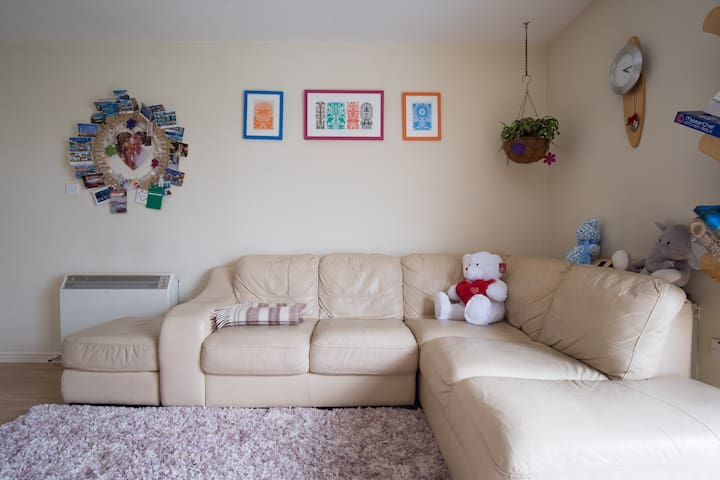 Lovely 2 bed apartm/Parking/Wifi/ - Galway - Daire