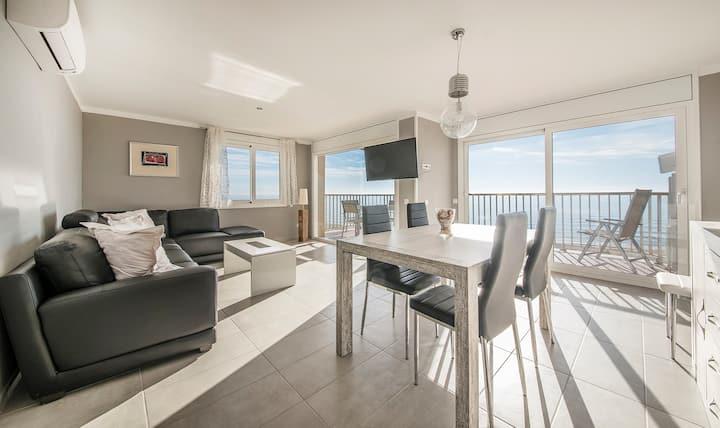 R13 Moderno Apartamento en Segur de Calafell