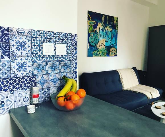 Cosy studio au vieux Nanterre - Nanterre - Apartment