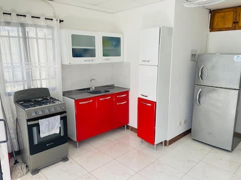 Beautiful and comfortable furnished studio apartment #104