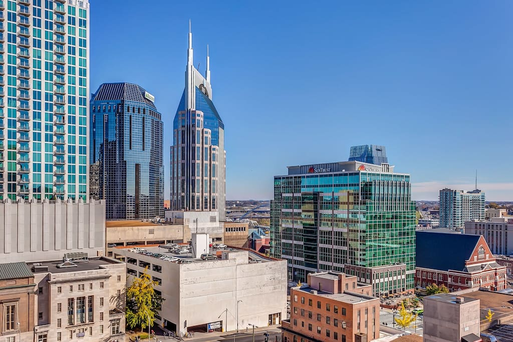 Stay Alfred Nashville Vacation Rental View