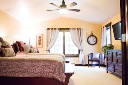The Roost B&B: Garden Suite - Appleton - Bed & Breakfast