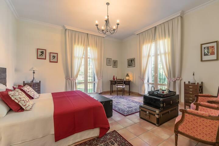 Junior Suite in Beautiful hacienda