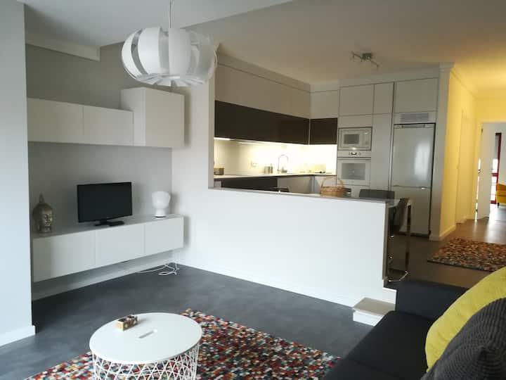 Apartamento T1 na Barra para alugar