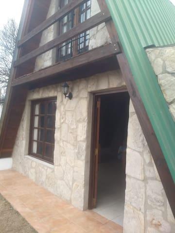 Cabaña Mingo y Mariute