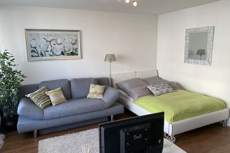 Gehobenes 1 Zimmer Apartment mit *Balkon*W-LAN*TV!