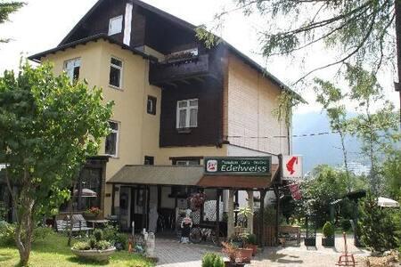 Gasthof Edelweiss (Semmering-Kurort), Einbettzimmer