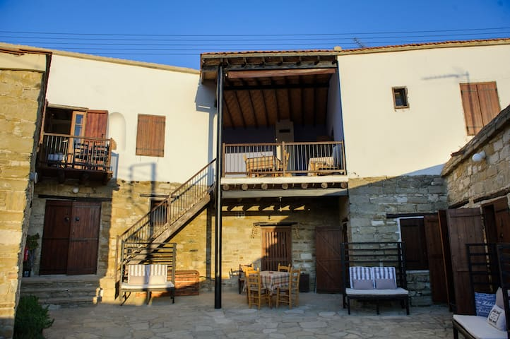 Teacher's House - Larnaka - Bed & Breakfast