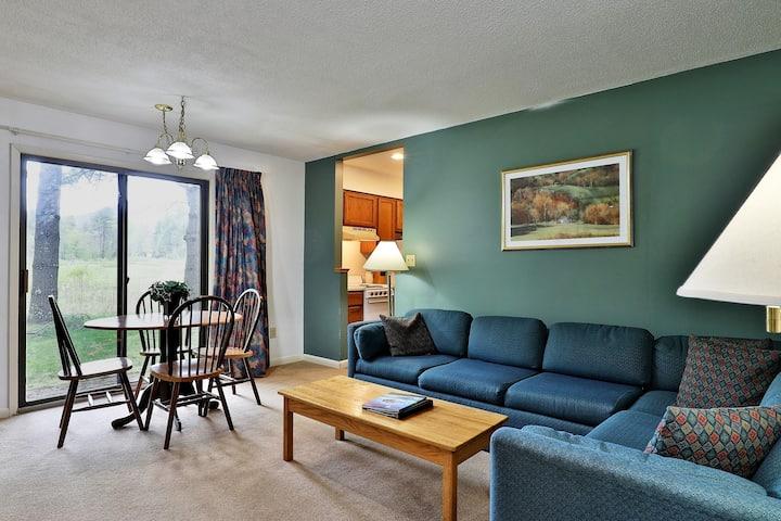 Cedarbrook Two Bedroom Suite 101/102