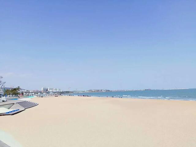 温馨海港城(近万平口、东夷小镇、海洋公园)