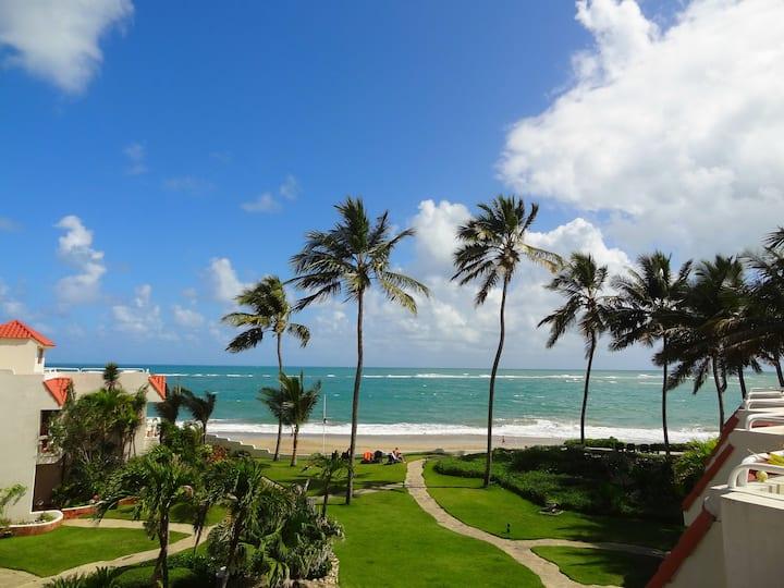 Cabarete Beach House -Ocean Front at Nanny Estate