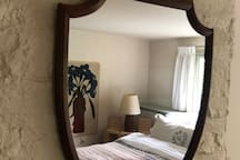 Mirror in Guest room