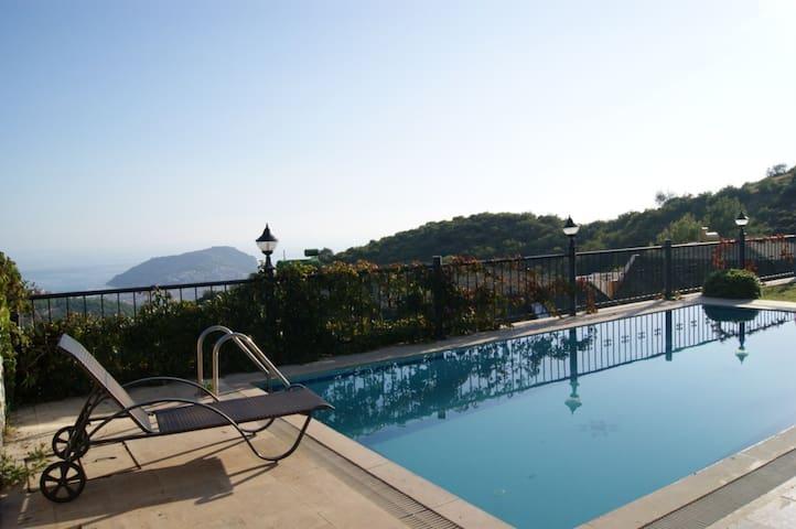 Dream  Holiday Villa (4), Alanya, Turkey - Alanya - Hus