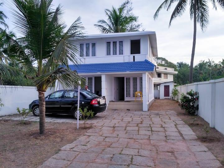 Amansagara Beach Villa-Double Room