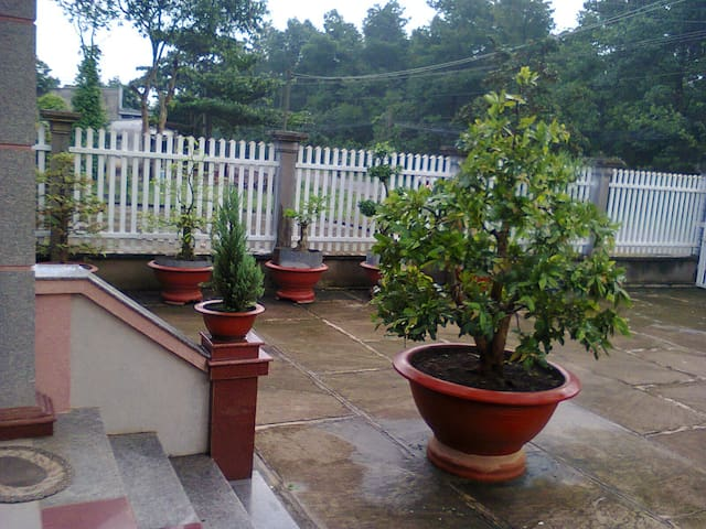 Garden quite view near Ho Tram Xuyen Moc Vung Tau - Xuyen Moc - Casa