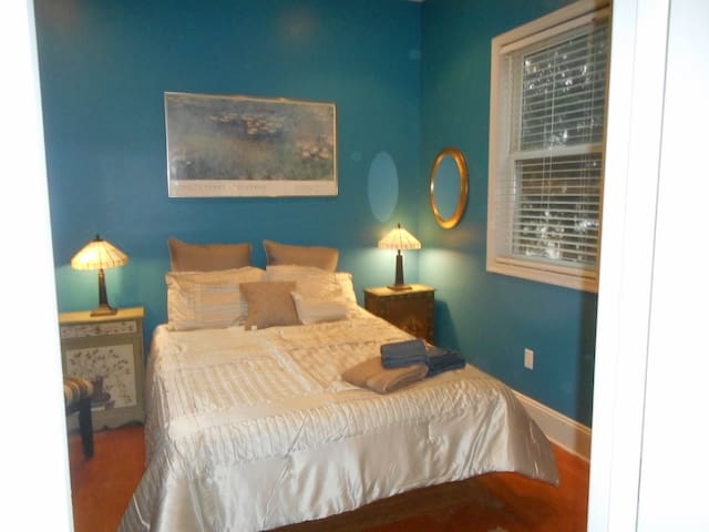 Downtown Private Room with Private Entrance - Rehoboth Beach - Rumah