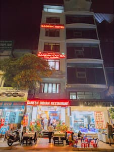 ganesh hotel - city & sea view