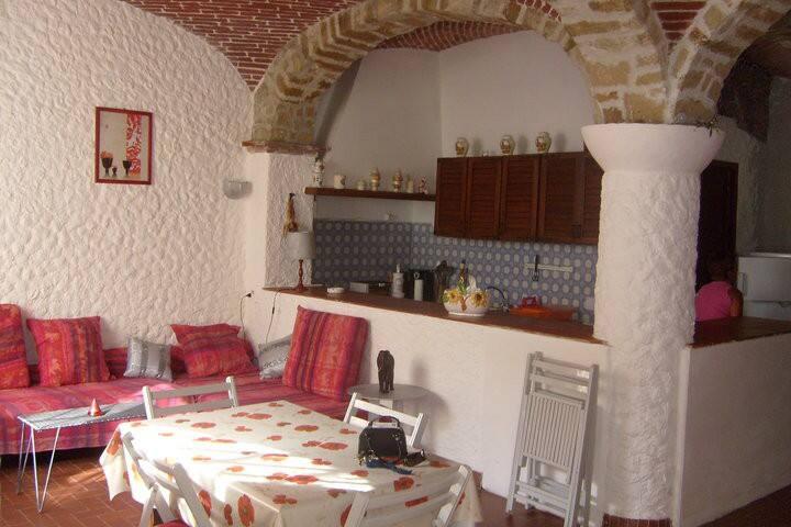 Grand Studio au cœur du village en Corse