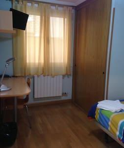 Habitación Privada en Campus y Estación Autobuses - Salamanca