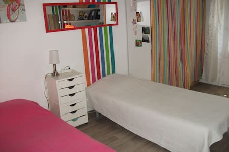 Chambre proche plage - Antibes