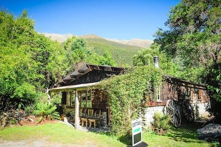 Birdsong Cottage - Makarora Valley