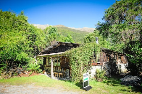 Birdsong Cottage - Makarora Valley