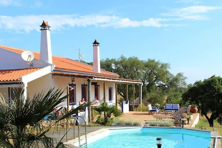 Dream Spot in sunny Alentejo - 7540-402 Sao Domingos - Bed & Breakfast