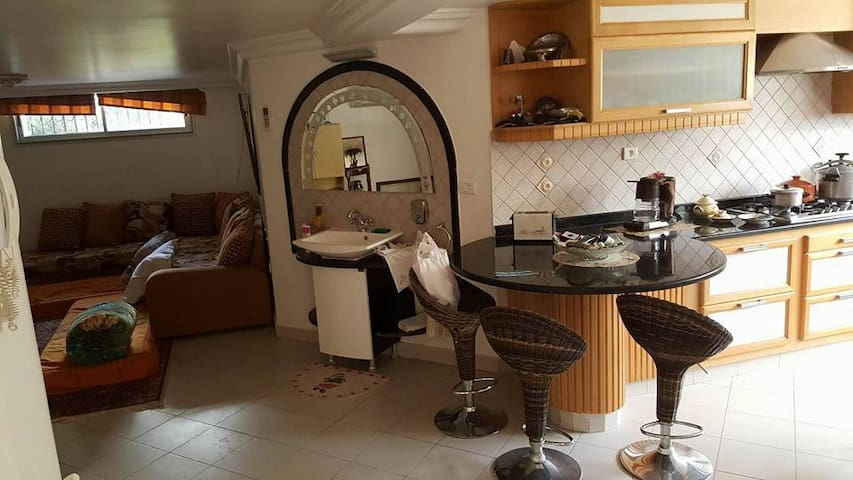 super house in tunis - Le Bardo - บ้าน