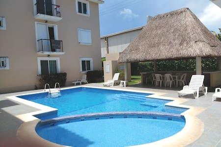 2Bdrm Apartment in Playacar