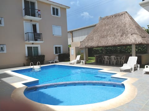 2Bdrm Apartment in Playacar
