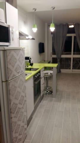 Apartamento de diseño - Cales de Mallorca - Apartament