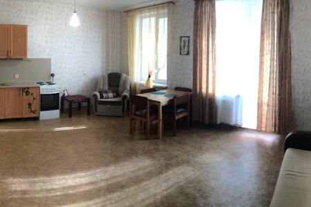 A new studio at the city centre - Perm' - Huoneisto
