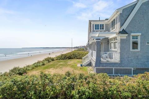 Drakes Island Beach Front Breathtaking Property !