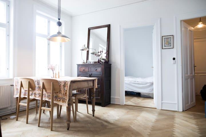 Beautiful Apartment in the Heart of Copenhagen