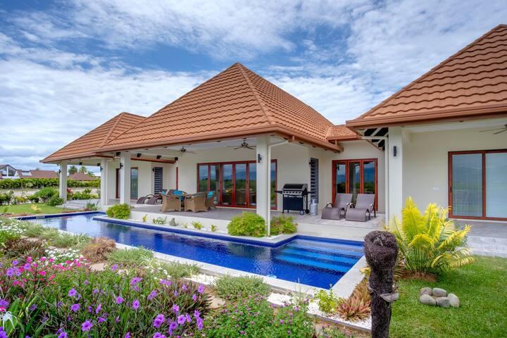 Luxurious Riverside Villa